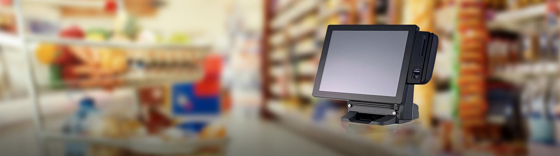 Unipro Slider-Show Retail POS - 1