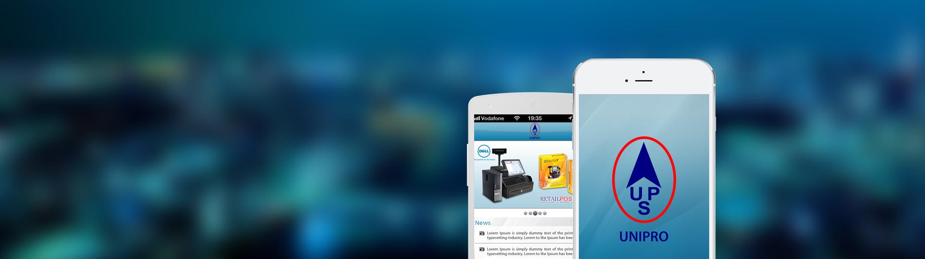 Unipro Slider-Show Unipro Mobile Solution - 8