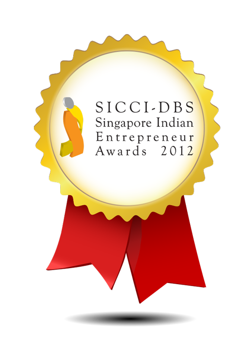 SICCI-DBS Singapore Indian Entrepreneur Awards
