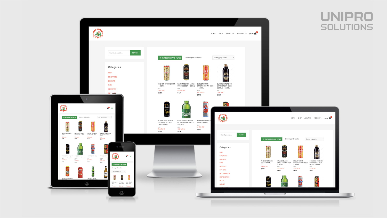 Unipro-eCommerce-Site-Samples-AmmanGmart